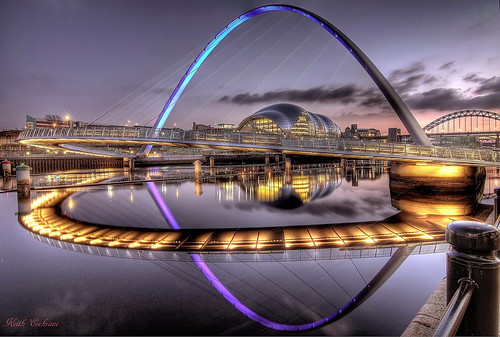 ON the TYNE