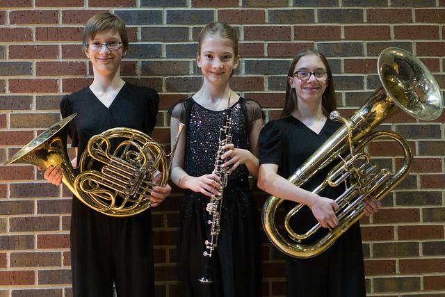 6th grade band concert-13