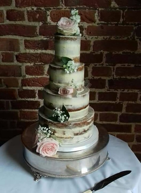 Cake by Pat-a-Cake Bakes