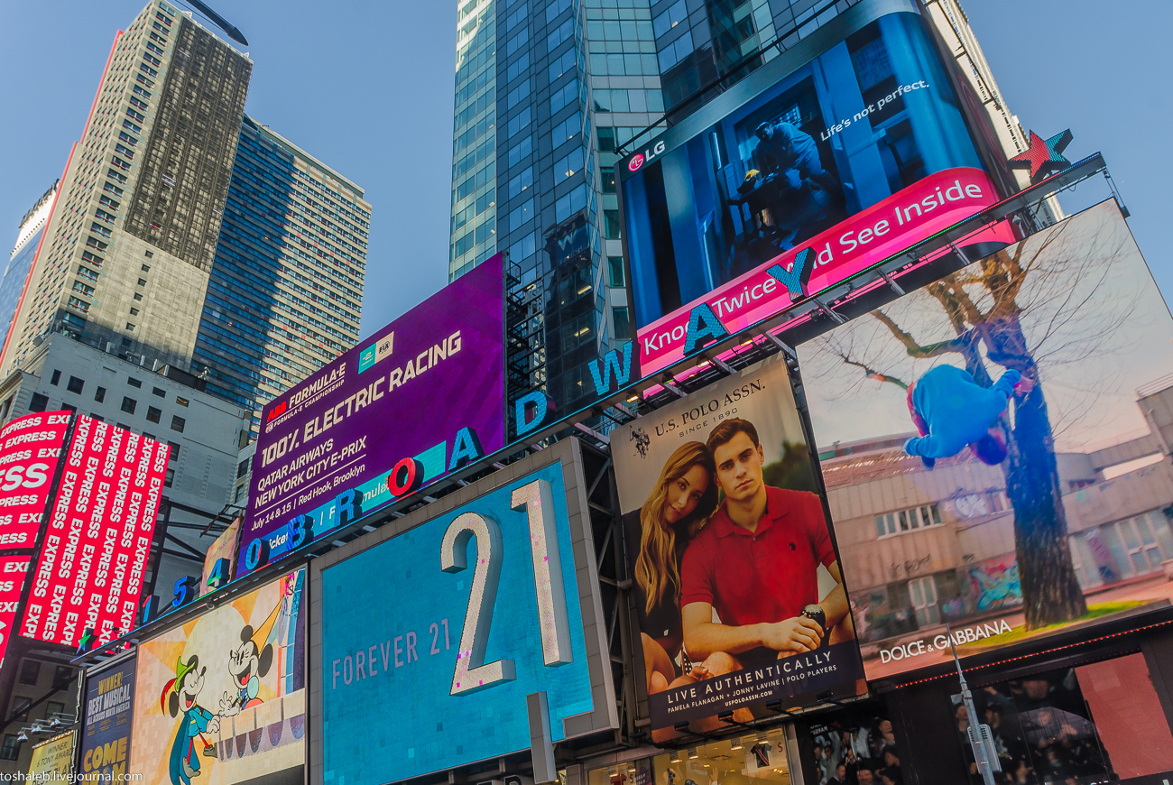 Нью-Йорк_Central Park_Times Square-57