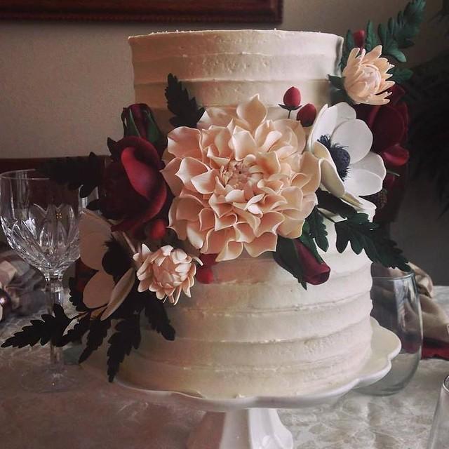 Cake by Kelsie Cakes
