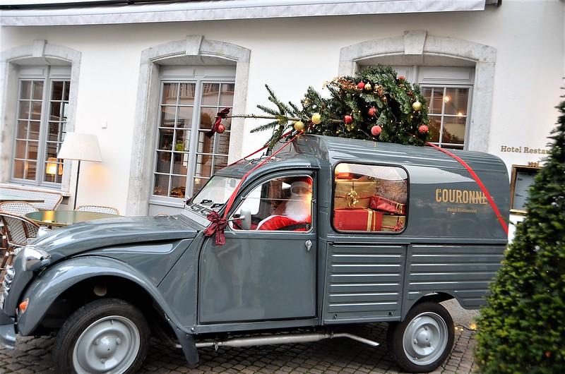 Hotel Krone Christmas car 05.12 (2)