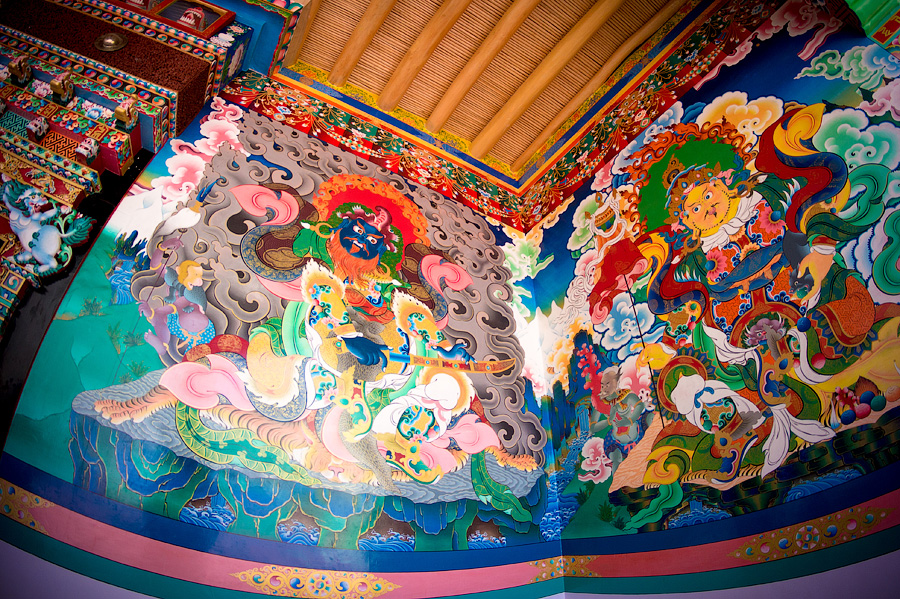 Тангсте гомпа, Ладакх © Kartzon Dream - авторские путешествия, авторские туры в Гималаи, тревел фото, тревел видео, фототуры