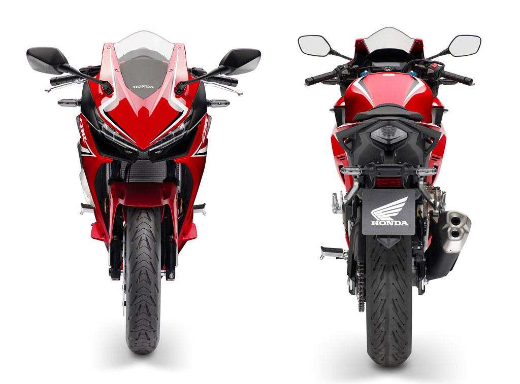 Honda CBR 500 R 2019 - 4