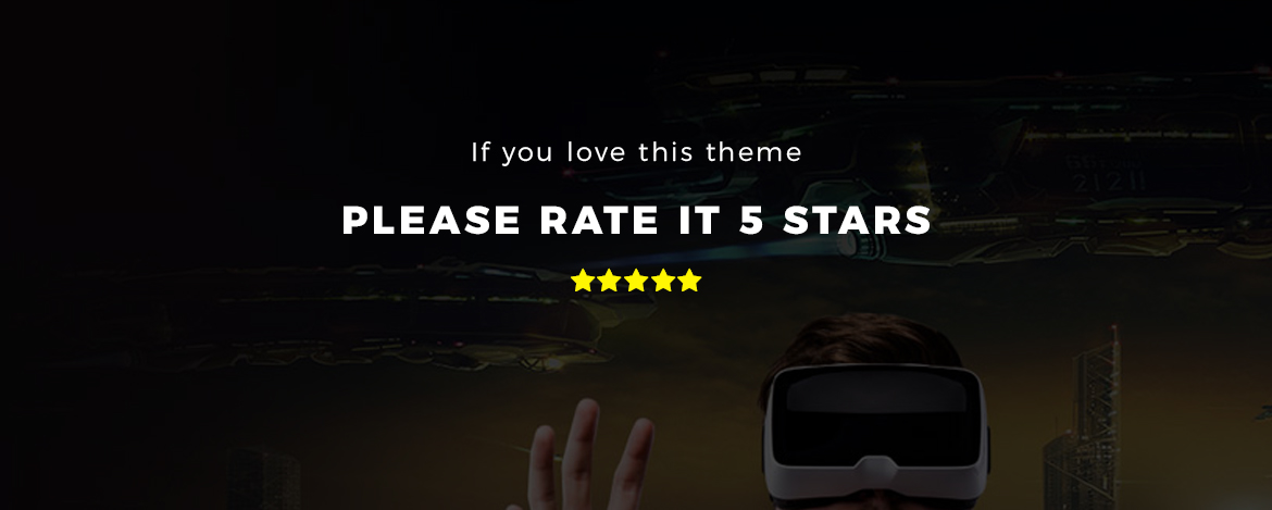 rate this theme 5 stars - Bos Atari Gaming Prestashop theme