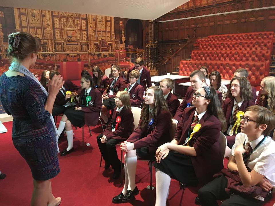 Houses of Parliament trip October 2018