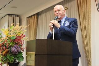 Mr. Manlio Cadelo Speech 2