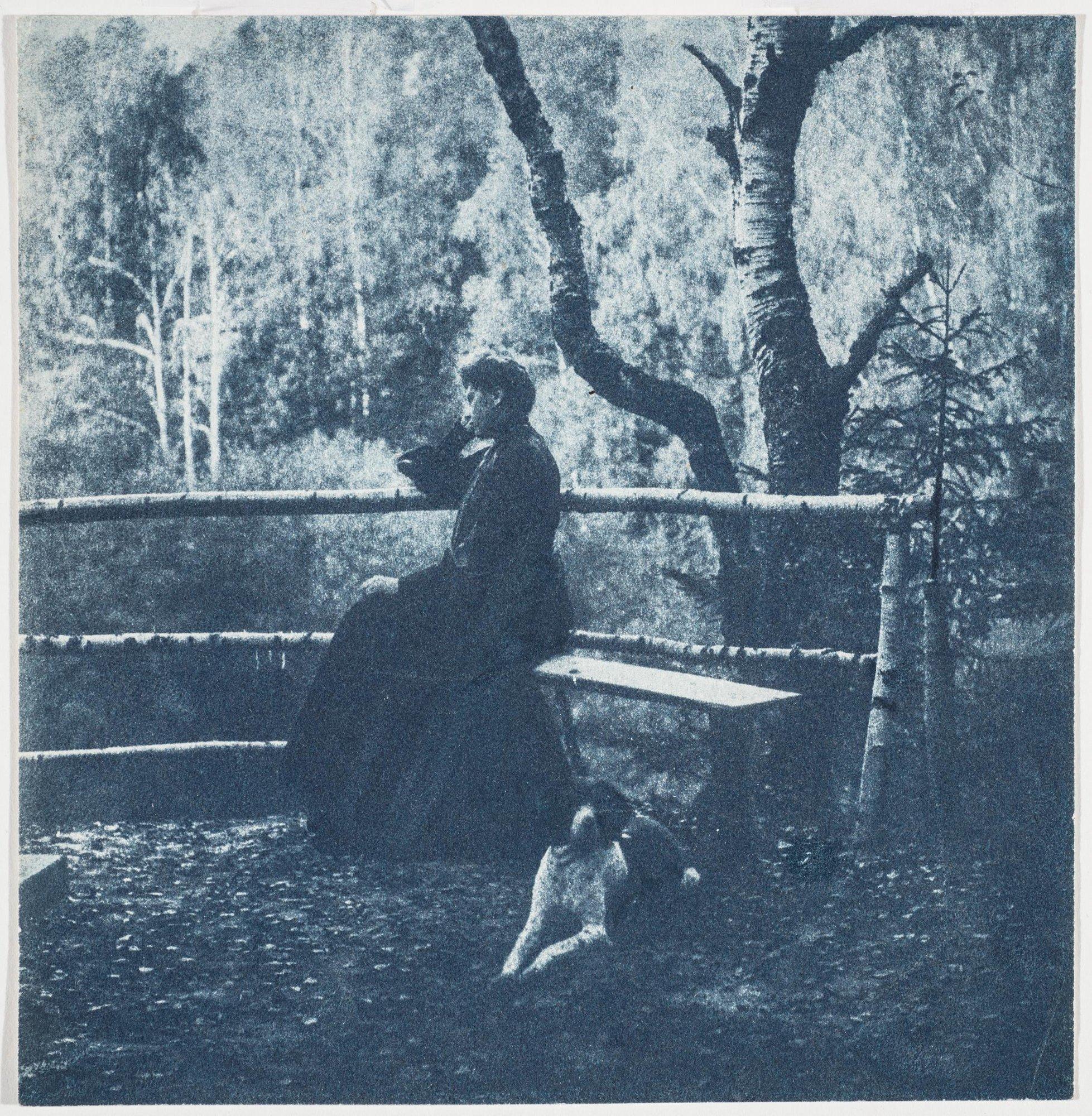 1902. Уединение