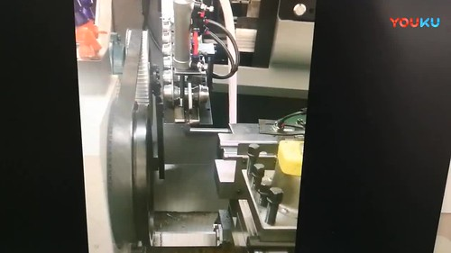 Flower drum, bicycle wheel, double-head CNC lathe, automatic machining
