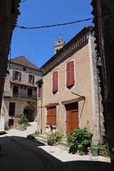 Albas - Belles demeures (bourg)