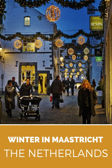 Winter in Maastricht, Christmas market in The Netherlands, Christmas Market Maastricht | Your Dutch Guide