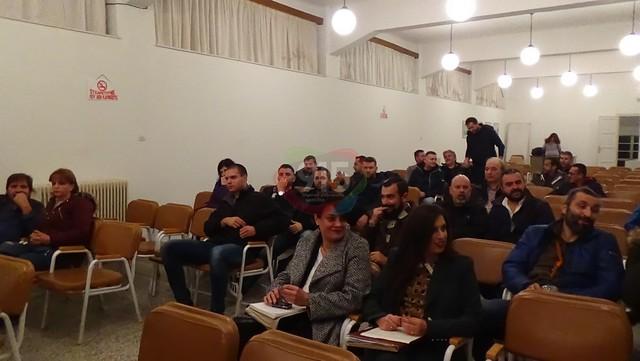 Ενημερωτική εκδήλωση στην Τρίπολη για τα πνευματικά δικαιώματα