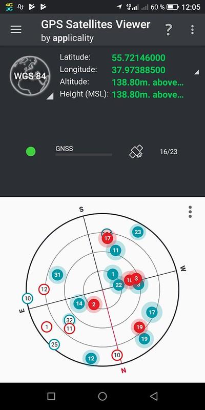 Neffos C9 GPS Test