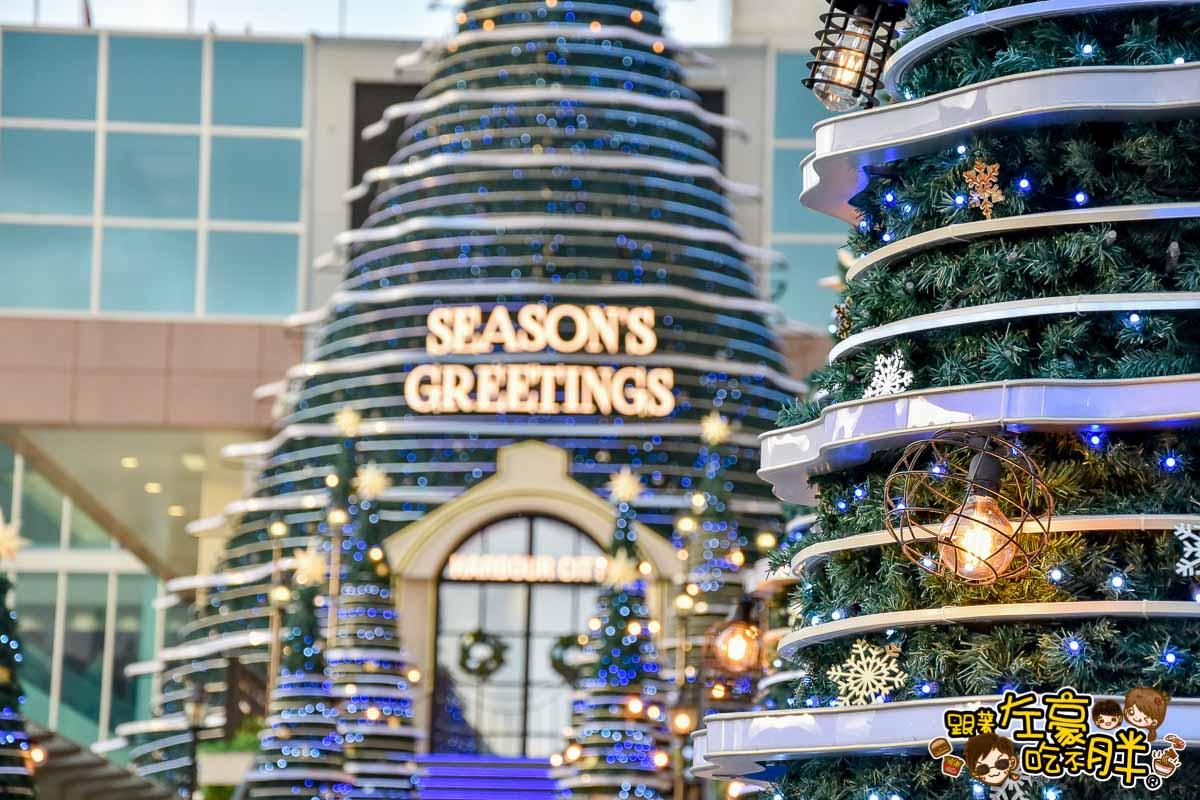 香港聖誕節 尖沙咀海港城聖誕裝飾-16