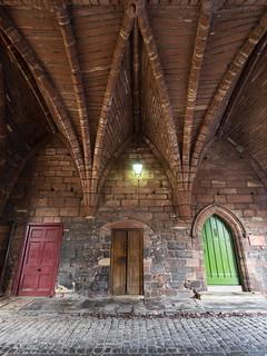 Chester doors