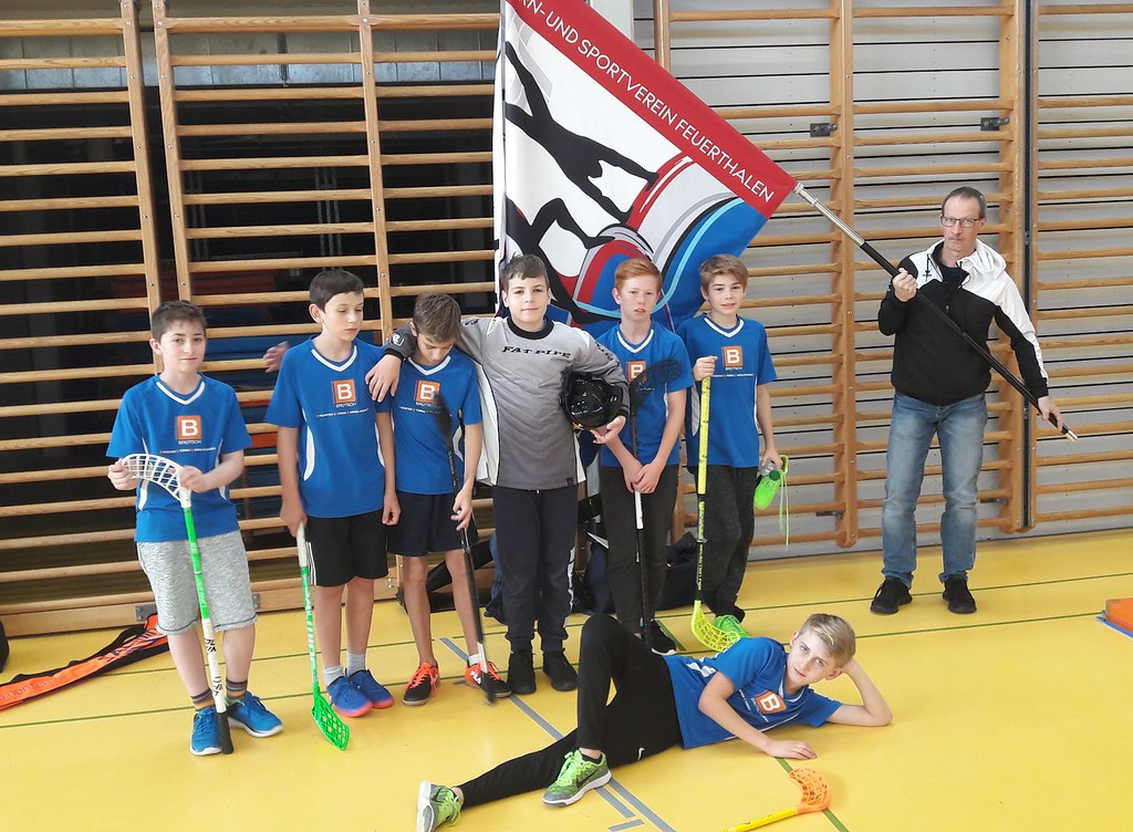 Unihockeyturnier 2018