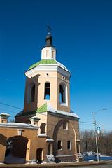 Колокольня собора Троицы Живоначальной