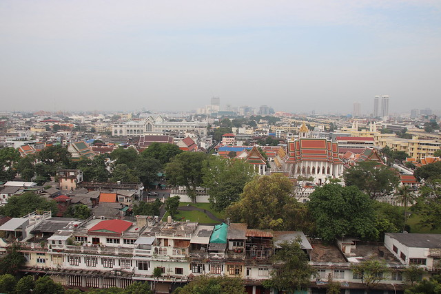 View of Bangkok from, Canon EOS 800D, Sigma 18-200mm f/3.5-6.3 DC OS HSM [II]