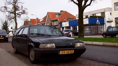 Citroën BX 16 TGI Break