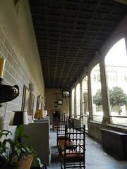 Iglesia Convento de San Vicente Ferrer claustro Parador de Plasencia Caceres 02