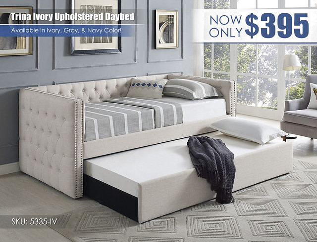 Trina Upholstered Ivory Daybed_5335IV-daybed-1