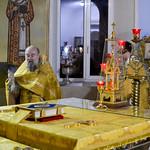 Неделя 29-я по Пятидесятнице, день памяти прп. Саввы Сторожевского, Звенигородского (1407) в Геленджике