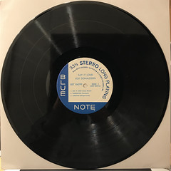 LOU DONALDSON:SAY IT LOUD!(RECORD SIDE-A)
