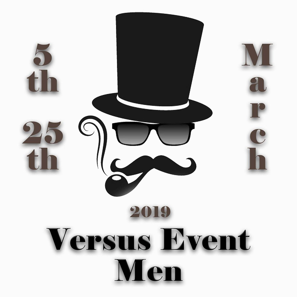 The Designer app VERSUS EVENT MEN MARCH 2019