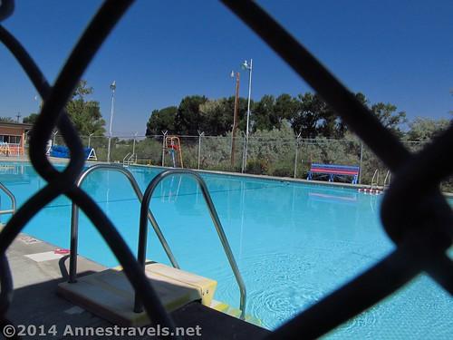 Saratoga Municiple Pool