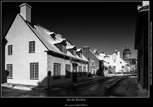 Rue des Ursulines