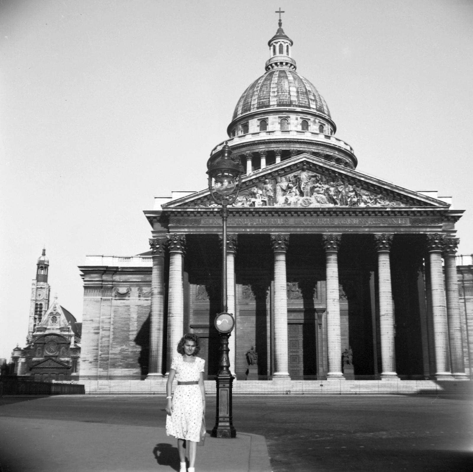 1939. Пантеон
