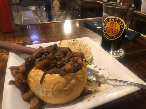 Guinness Stew, Paddy Murphy's, Bangor