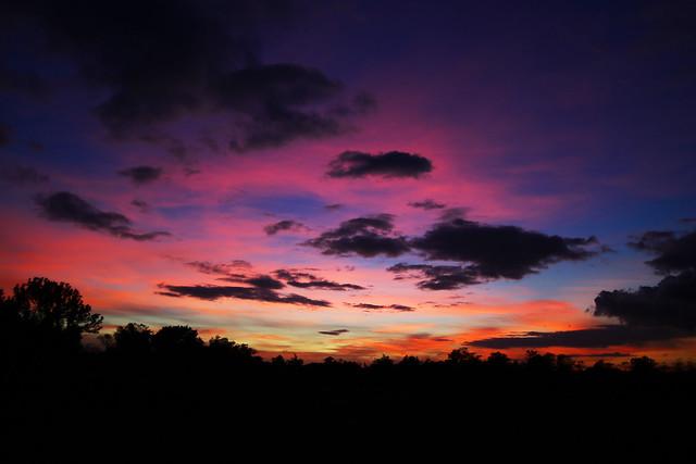 pangasinan sunset, Canon EOS 7D MARK II, Sigma 20mm EX f/1.8