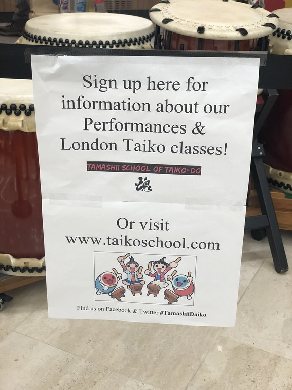 Taiko Classes