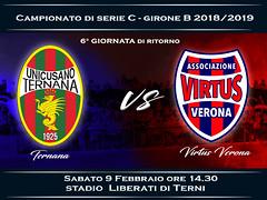 Ternana-Virtus Verona, designazione arbitrale