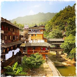 Guizhou - Xijiang 西江