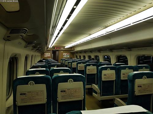 700 series interior