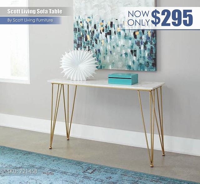 Scott Living Sofa Table_721458