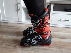 Lyžařské boty Rossignol Allspeed 130 vel. 26 - 26. - titulní fotka