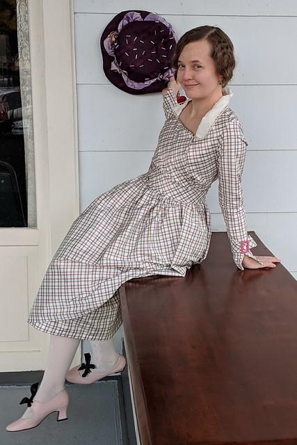 Plaid Dress 3