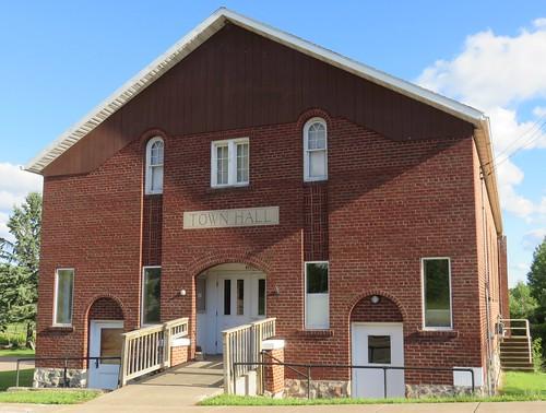 Ogema, Wisconsin Town Hall