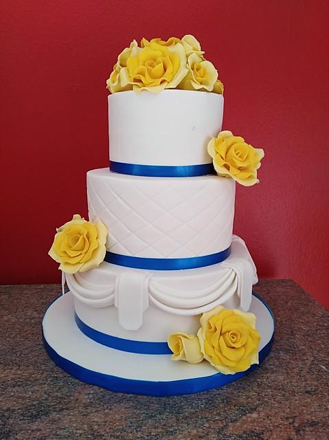 Cake by Samantha Van WYK