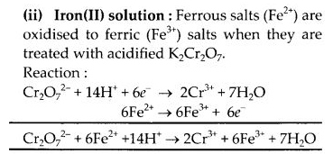NCERT Solutions for Class 12 Chemistry Chapter 8 d-and f-Block
