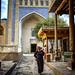 Mausoleum In Khiva, Uzbekistan