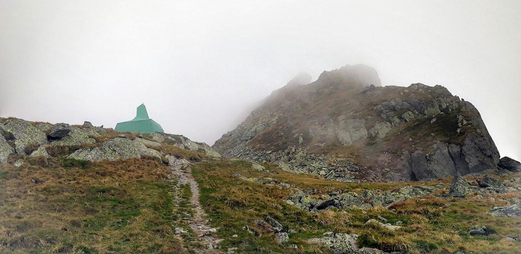 Panorama Refugiul Caltun Nou