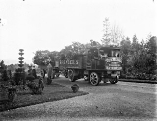 Lorry in Glenville. : commissioned by W. Power & Son, O'Connell Street, Waterford