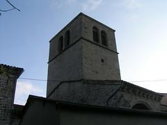 20080901 28940 1002 Jakobus La Chapelle Kirche Turm - Photo of Saint-Jean-Soleymieux