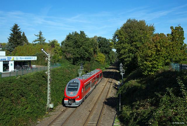 632 104-5 I [DE] Gladbeck-Zweckel I 05.10.2018