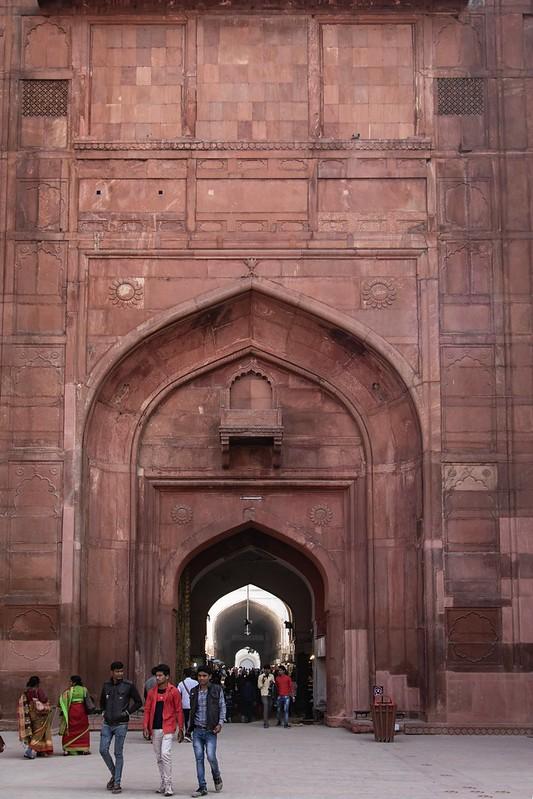 Lahore Gate Entrance - Red Fort, Delhi