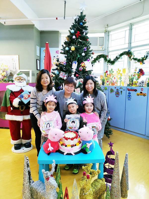 18-19年度12月份生日慶祝會